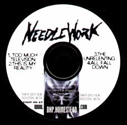 Needlework - 4 track demo